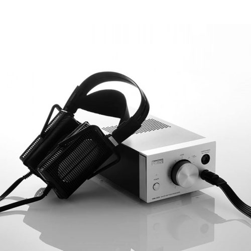 Stax Ear Speaker + Driver Unit