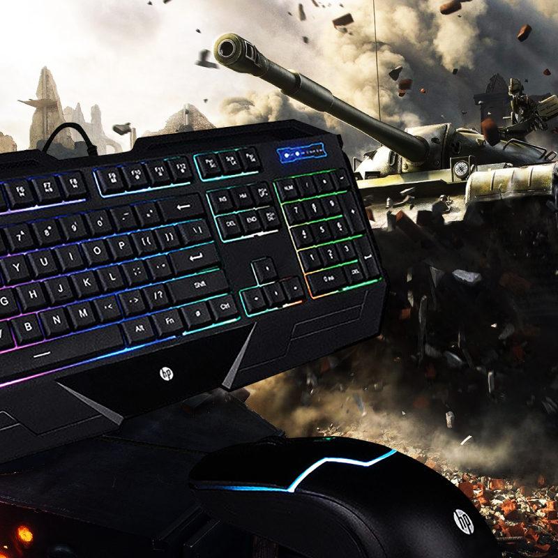 HP Gaming Combo