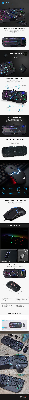 hp gk1100 gaming keyboard mouse combo