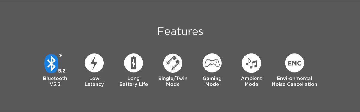 Edifier GM5 TWS Earbud
