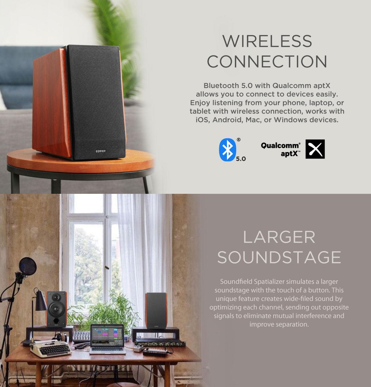 Edifier R1700BTS BookShelf Speakers
