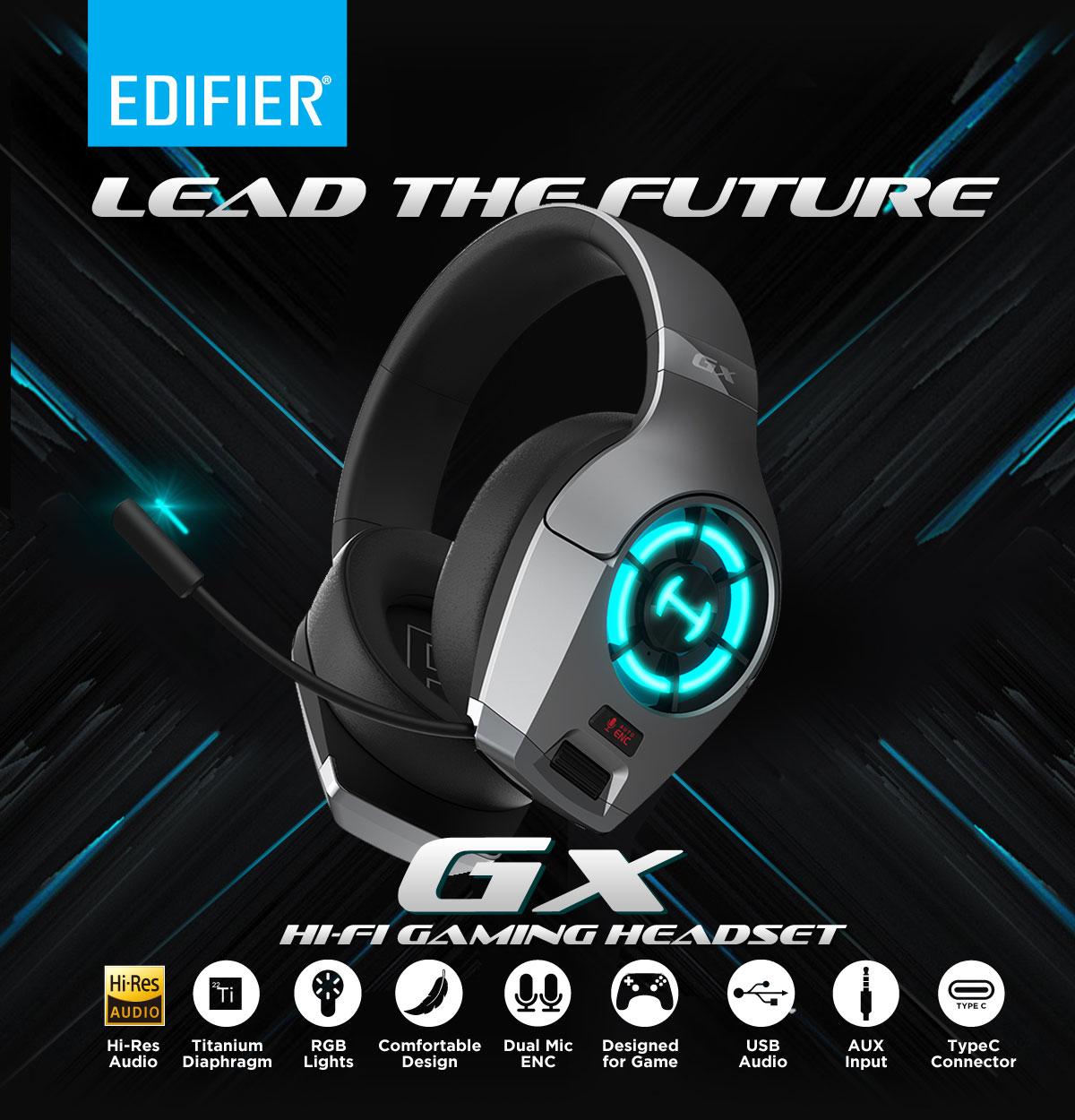 Edifier GX Gaming Headphone