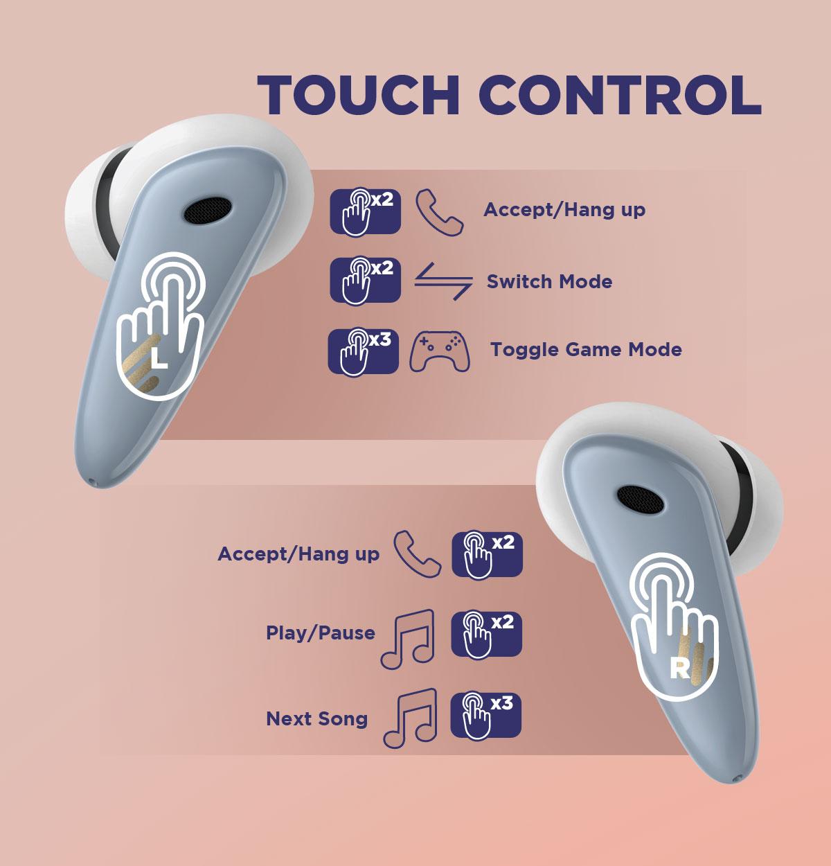 Edifier TWS NBQ Bluetooth