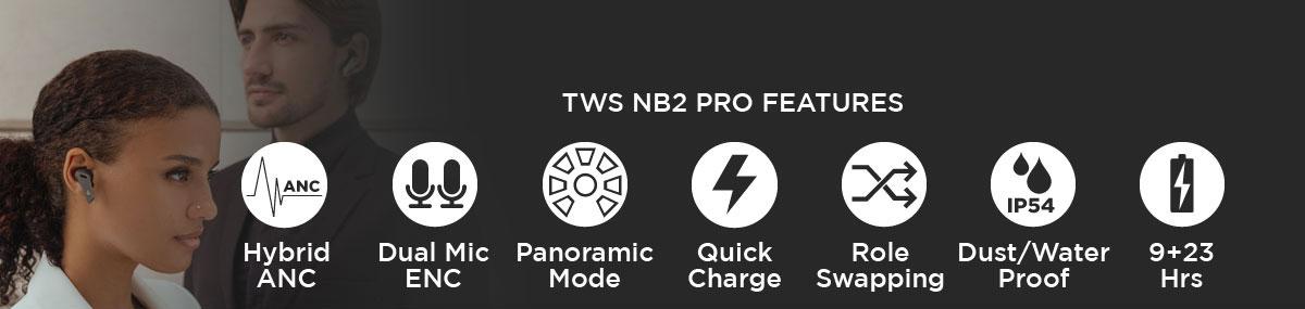 Edifier TWS NB2 Pro