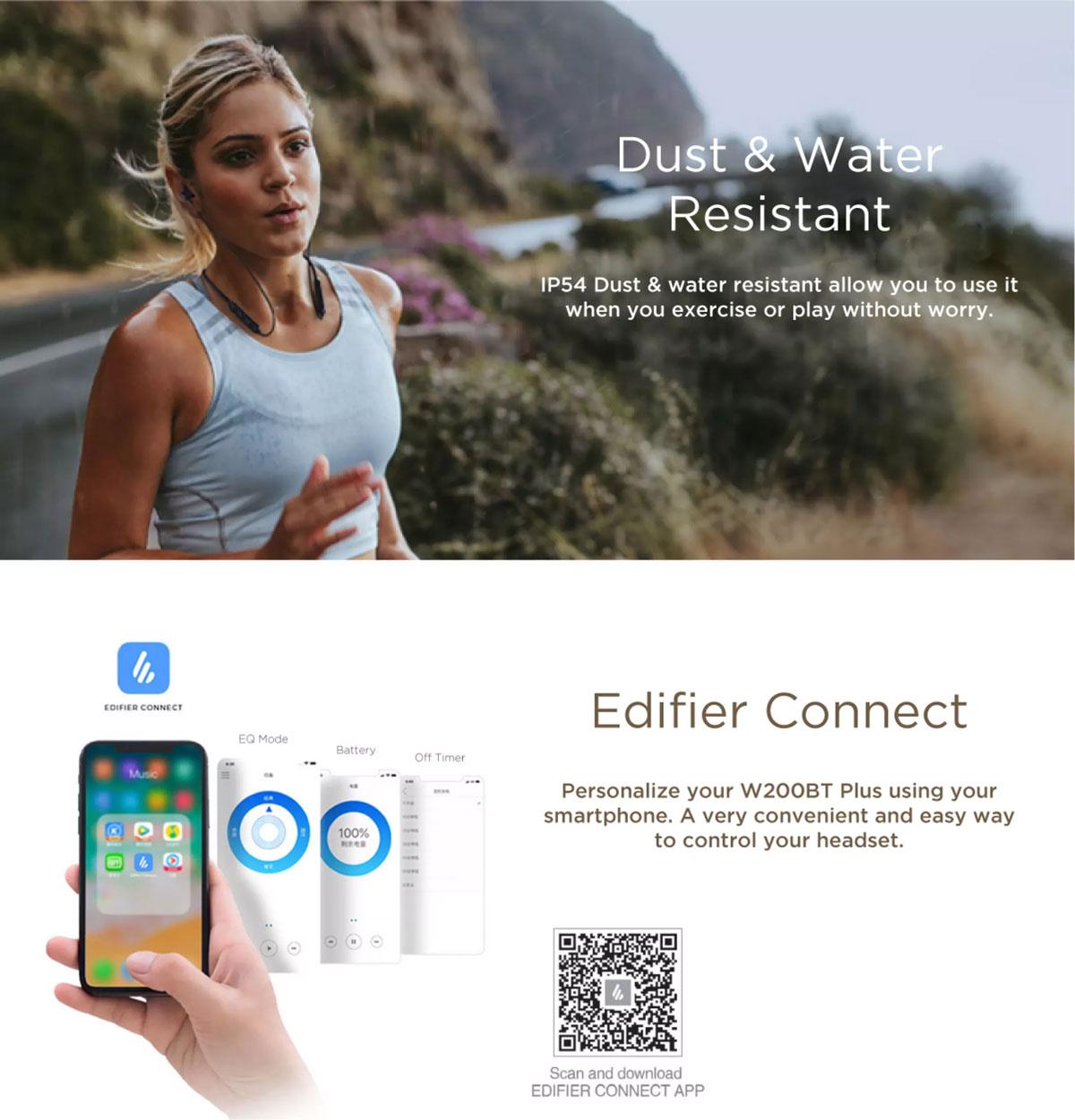 Edifier W200BT Plus Bluetooth