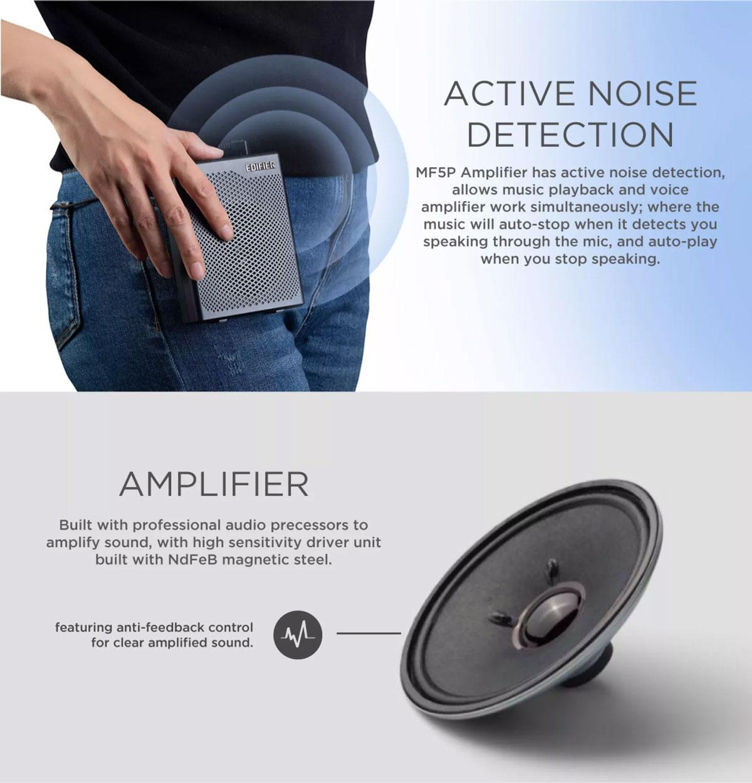 Edifier MF5P Voice Amplifier