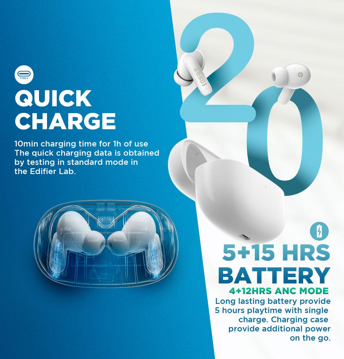 Edifier TWS330NB True Wireless
