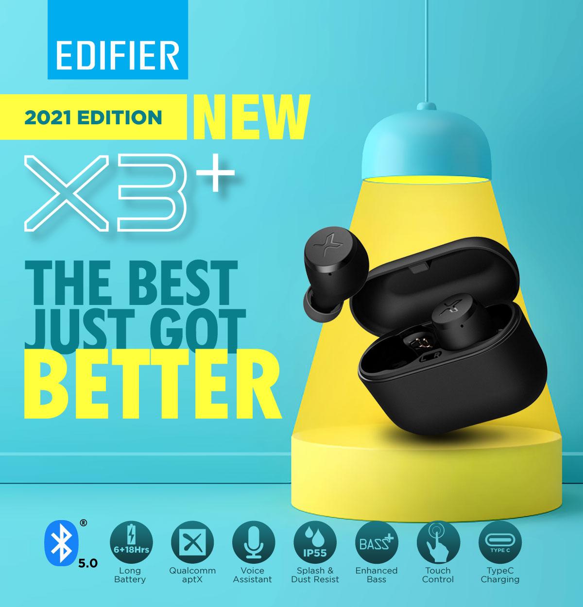Edifier X3 Plus True