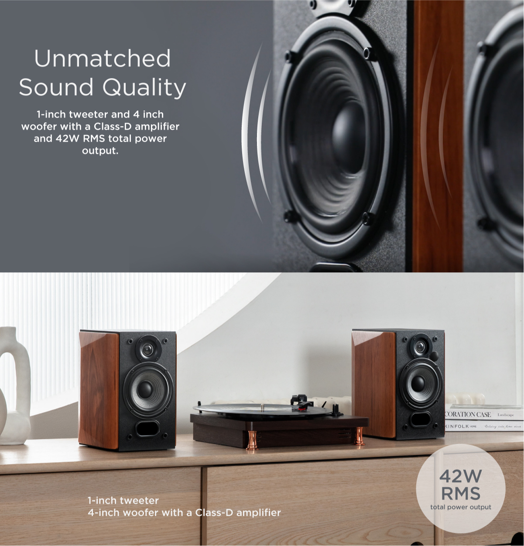 Edifier R1380DB BookShelf Speaker