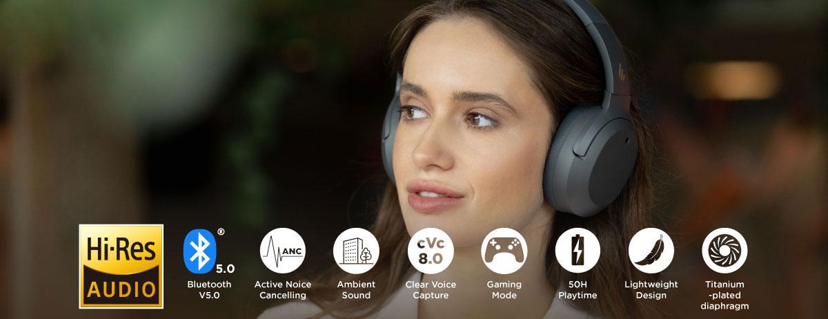 Edifier W820NB ANC Bluetooth