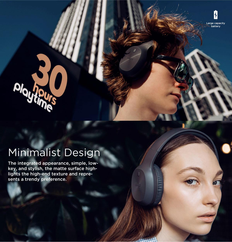 Edifier W600BT Bluetooth Headphone