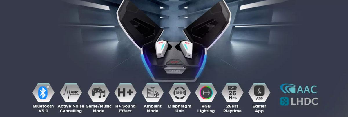 Edifier GX07 Gaming TWS