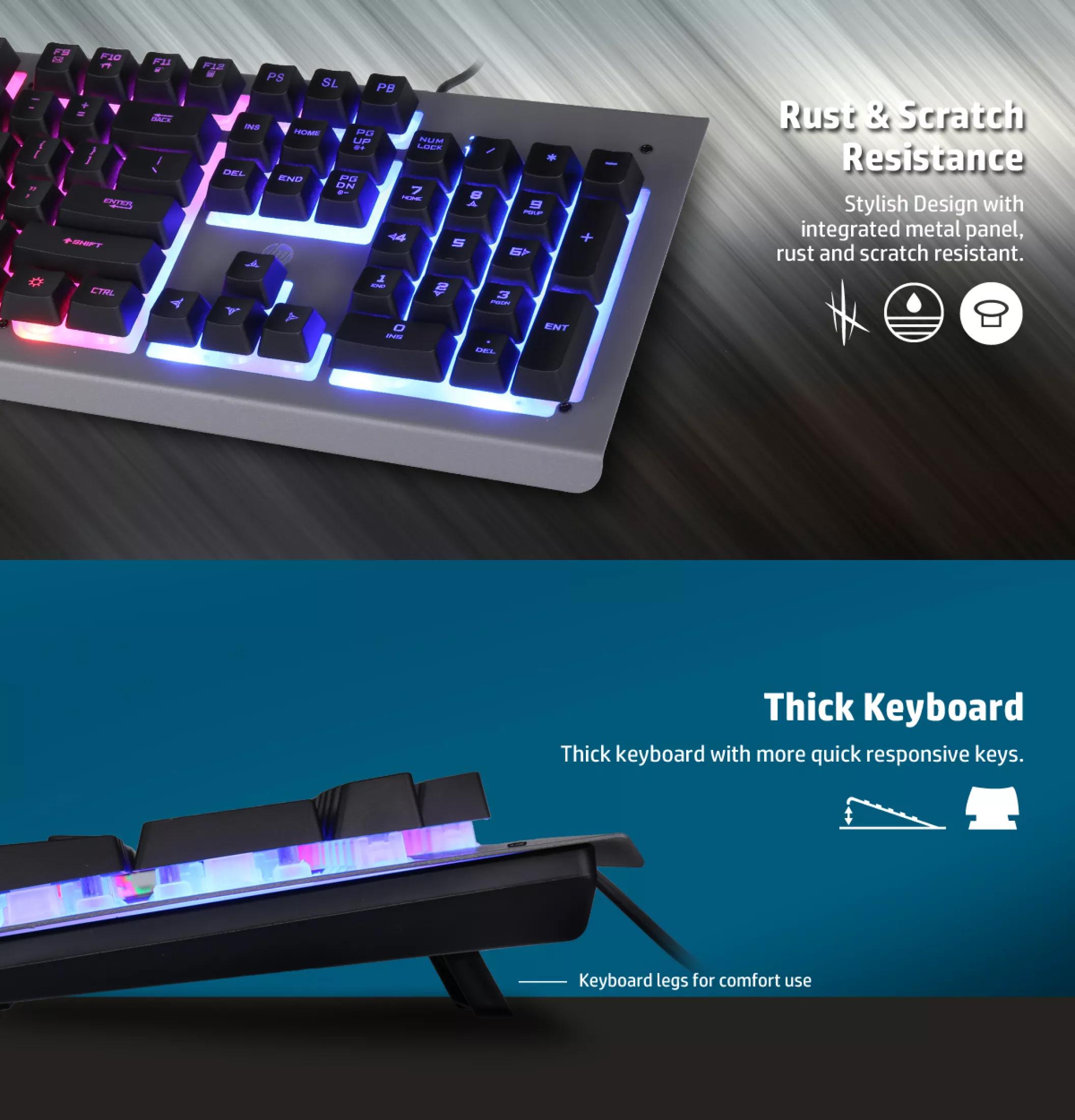 HP K100 USB Keyboard