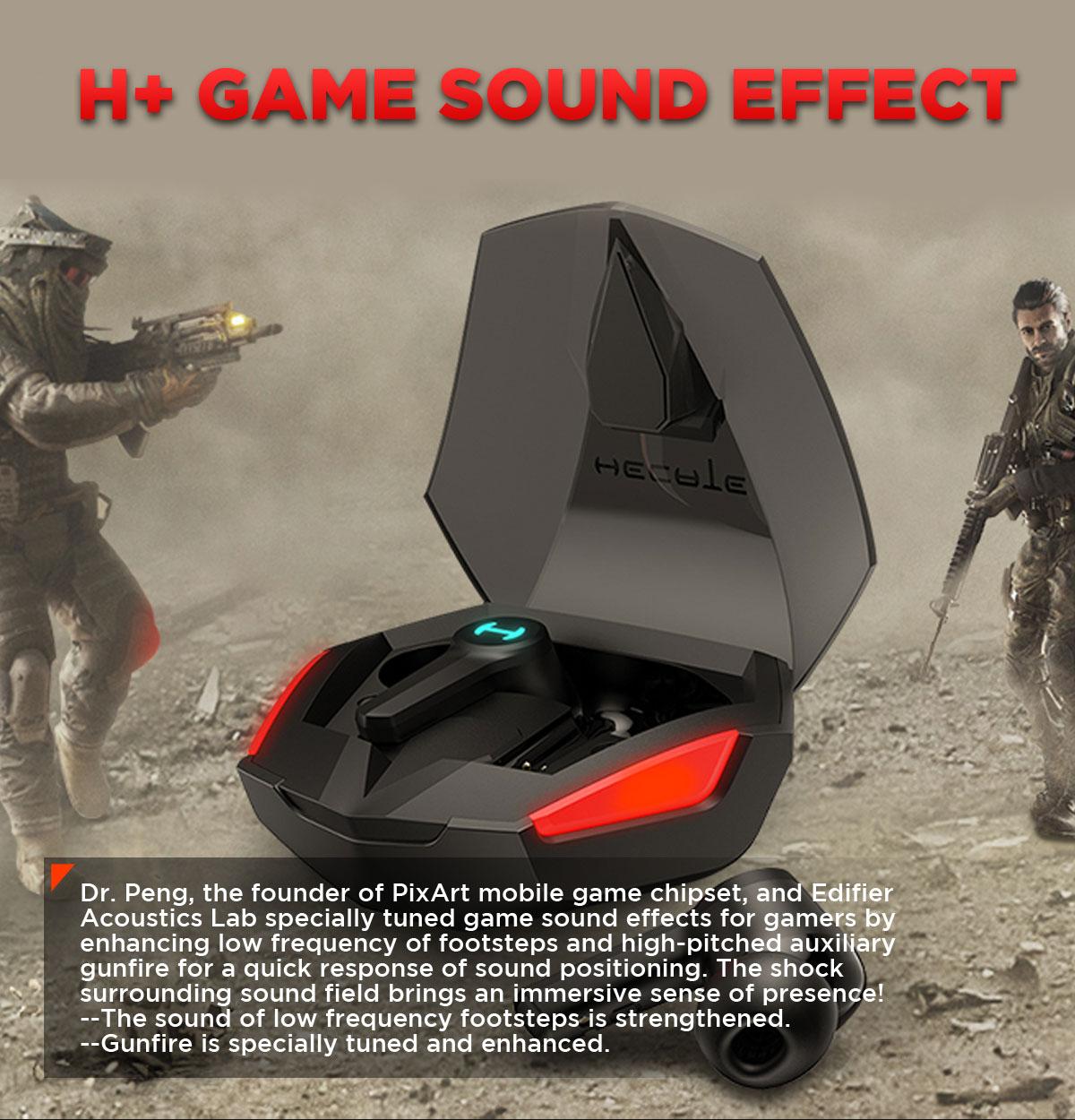 Edifier GT4 Gaming Wireless